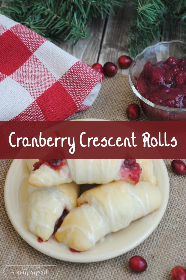 Cranberry Crescent Roll Pinterest