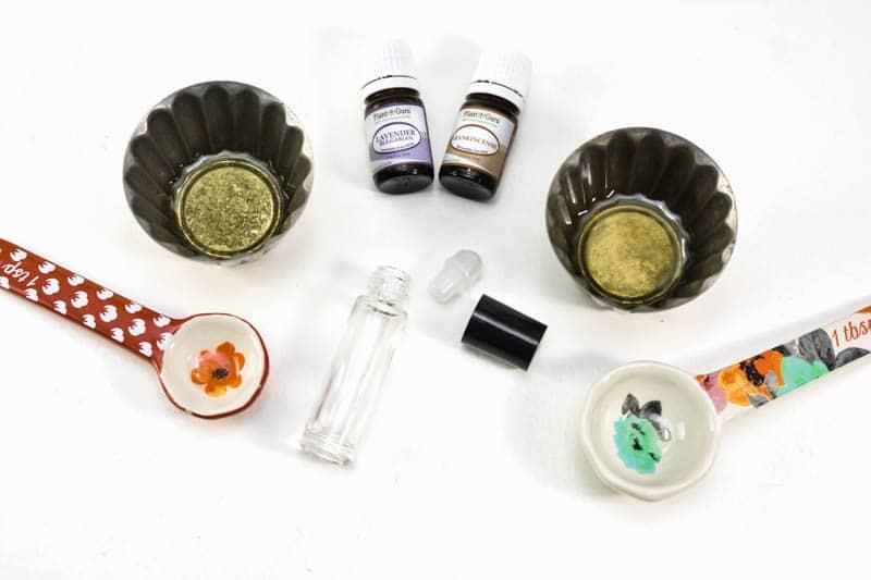 essential oil ingredients
