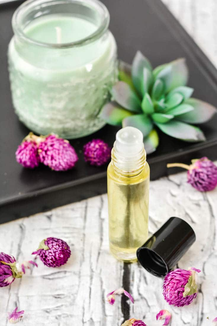 Essential Oils for Anxiety and Depression | Balancing Motherhood