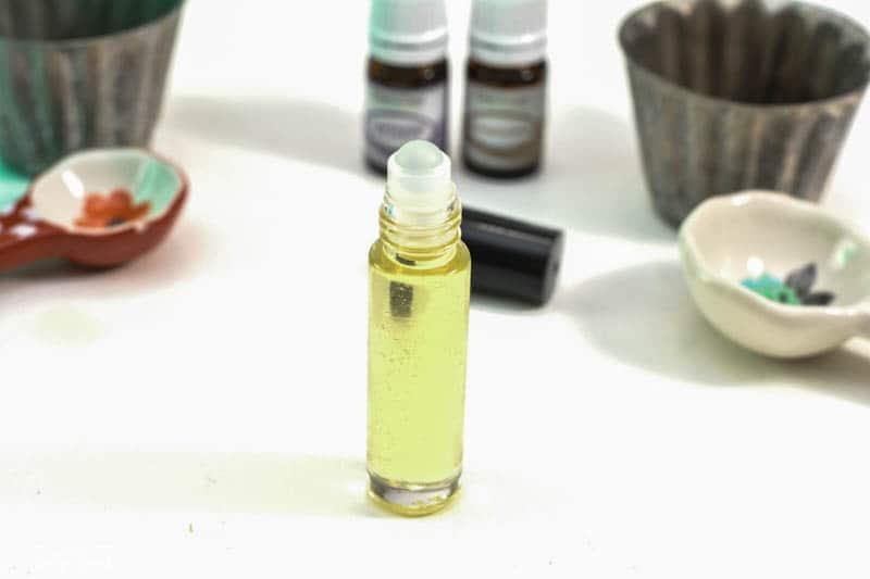 essential oil roller ball recipe