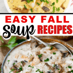 10 easy fall soup recipes