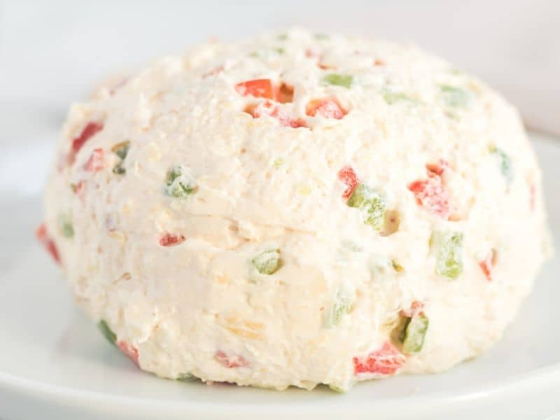 cheeseball without nuts