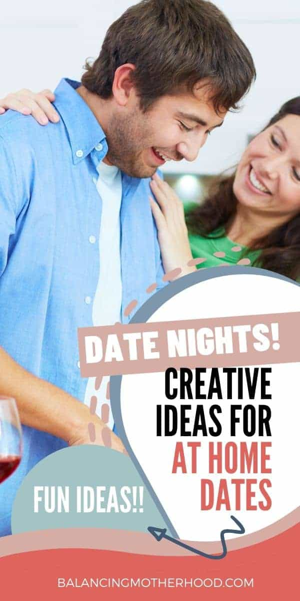 At home date night ideas can be just the thing you need! After a long day with the kids, taking care of different parts of the household, and working from home, it is likely that all you want to do is relax. We've got the solution with 8 creative date night ideas!