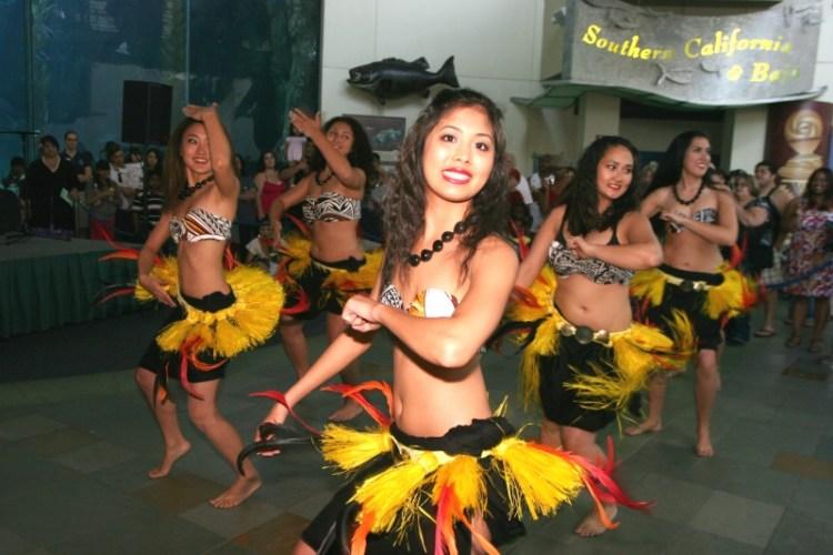 Pacific Islander Festival Aquarium of the Pacific