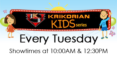 $1 Summer Movies - Krikorian Kids Series | #SummerMovies @KPTmovies