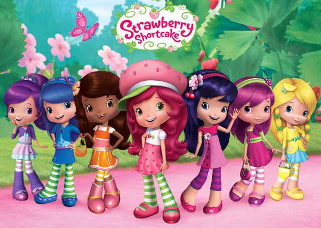 Don't Miss Strawberry Shortcake's New Season! #StrawberryShortcake @HubTVNetwork @TheHubTVPR