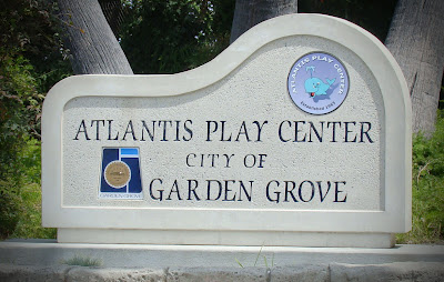 Atlantis Play Center - Splash Pad