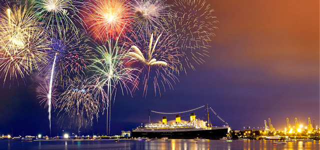 Celebrate 4th of July at The Queen Mary | @TheQueenMary