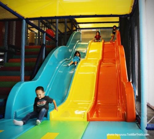 Playland Cafe Slide
