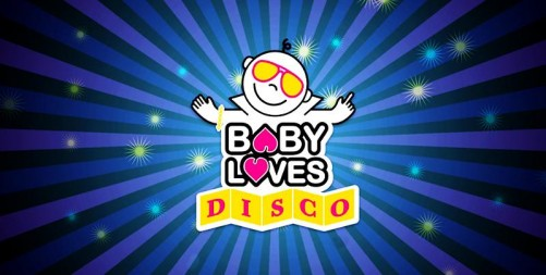 Baby Loves Disco Logo