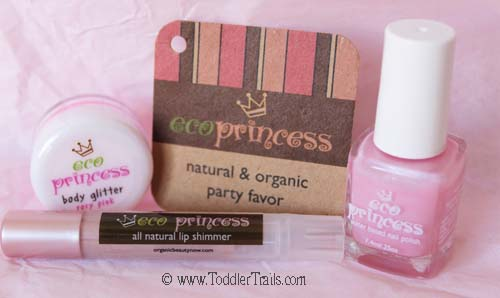 Eco Princess Favors