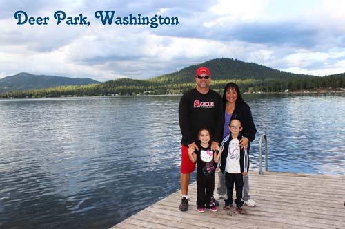 Visiting Friends in Deer Park, Washington | #WilleyMobileAdventure #RoadTrip2014