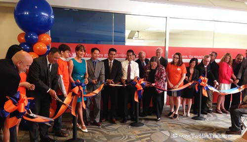 Simon Youth Academy Ribbon Cutting, Westminster Mall