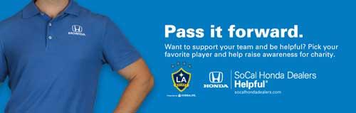 Honda Header Pass It Forwar