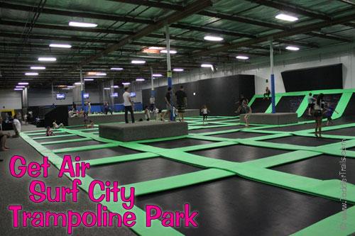 Get Air Surf City Huntington Beach, Trampoline Park, Trampoline Park Huntington Beach