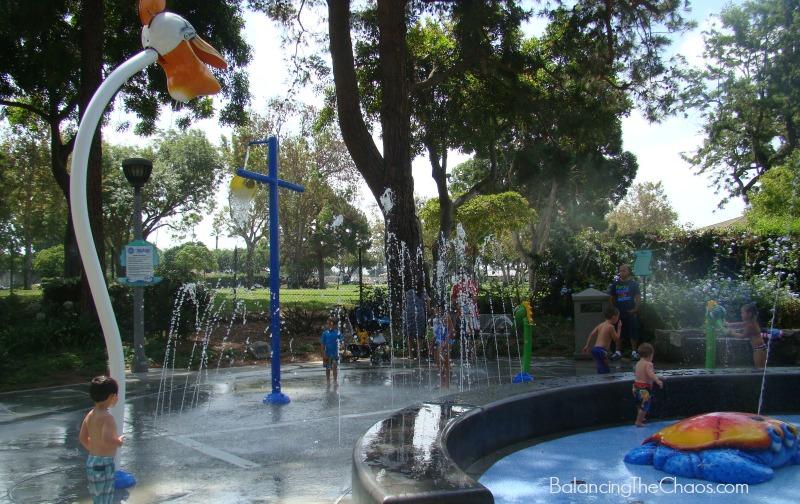 Atlantis Parks Splash Pads