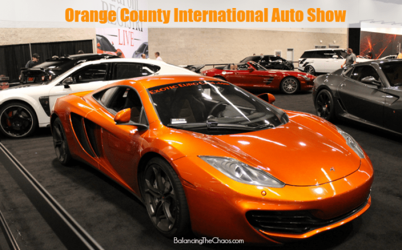 OC International Auto Show