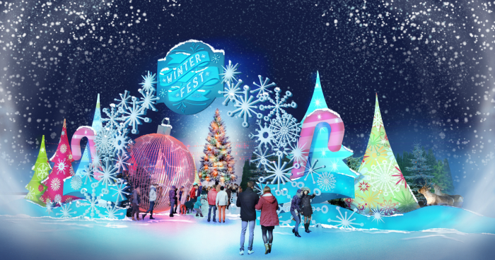 Celebrate The Holidays Winter Fest at The OC Fair & Event Center | @OCFair #WinterFestOC