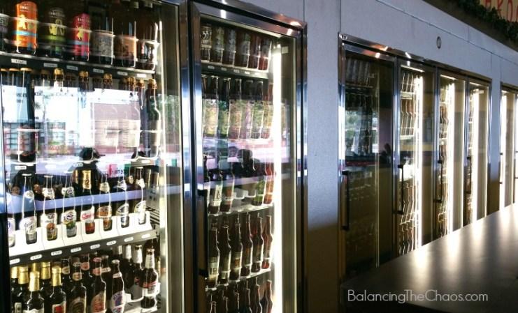 Carolinas Italian Restaurant 400 beer
