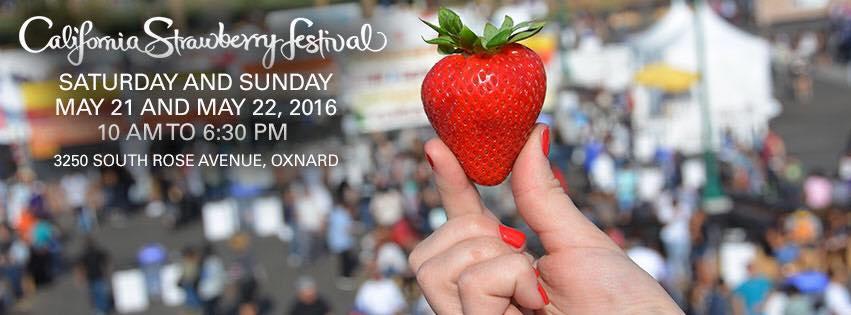 California Strawberry Festival 2017