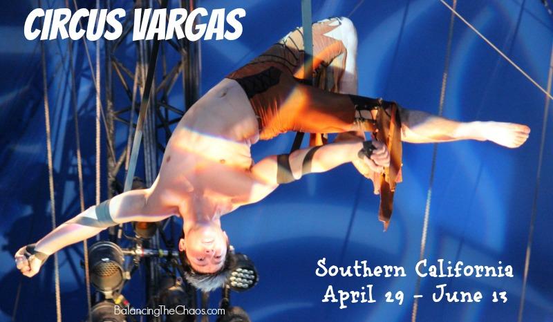 Circus Vargas Southern California