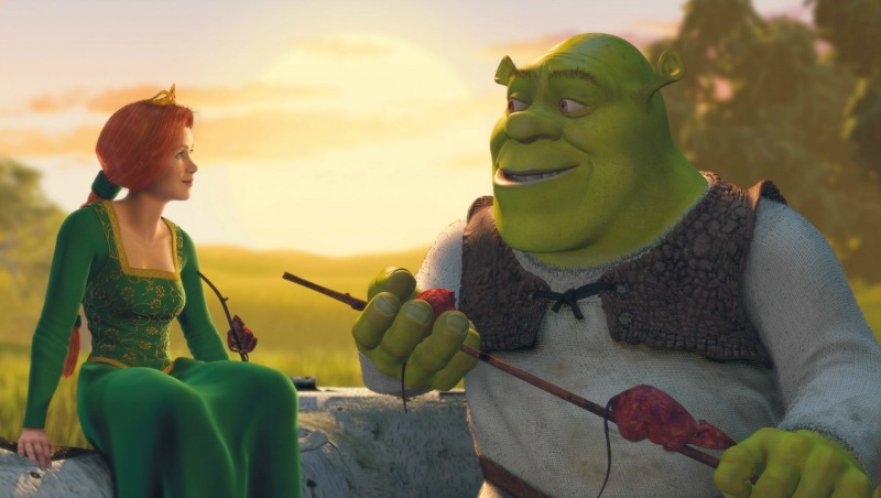 Shrek Anniversary Edition Blu-Ray