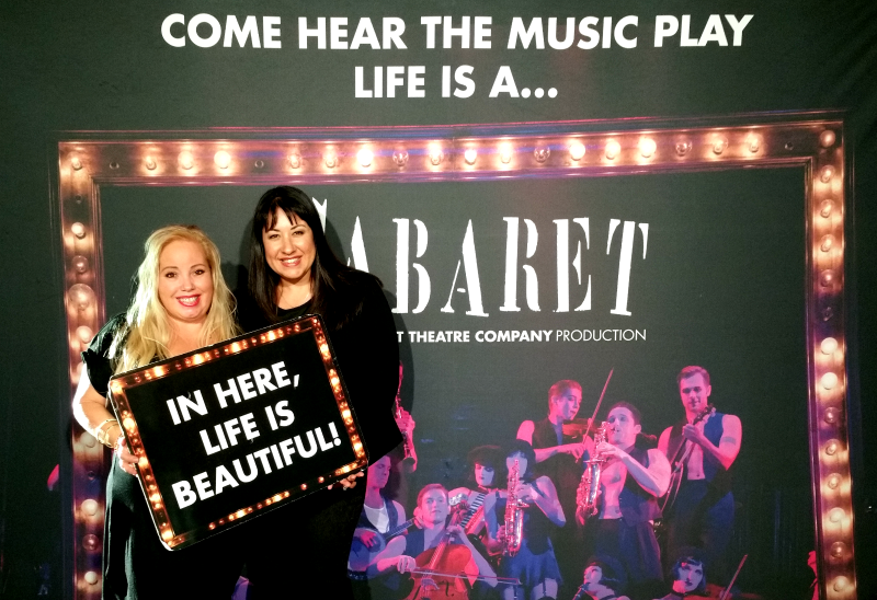 Cabaret Tour at Segerstrom Photo Opportunity
