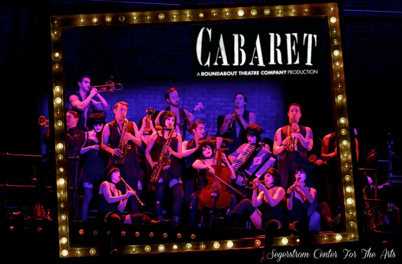 Cabaret at Segerstrom Center For The Arts