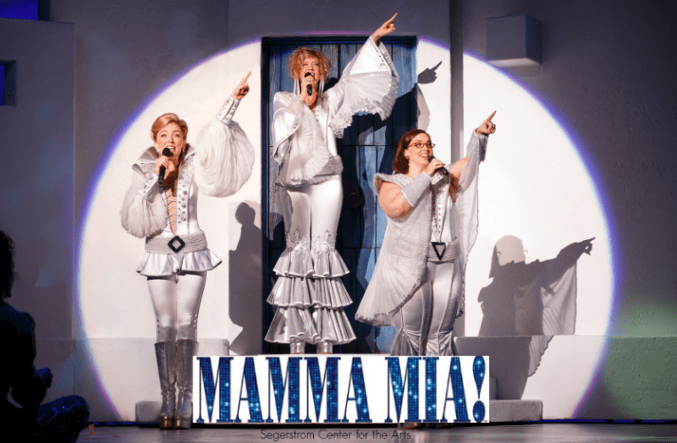 Mamma Mia at Segerstrom Center for the Arts