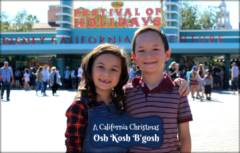 California Christmas Osh Kosh Bgosh BgoshBelieve