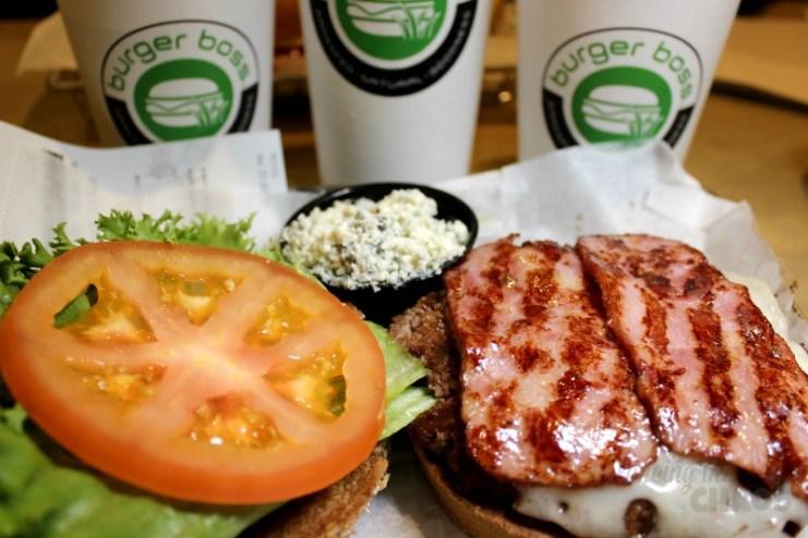 Burger Boss Boss Your Own Burger