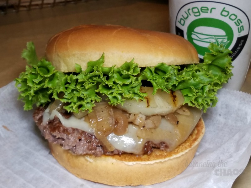 Burger Boss Cypress