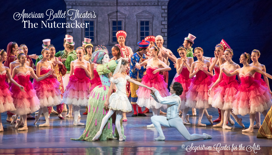 The Nutcracker at Segerstrm Center for the Arts