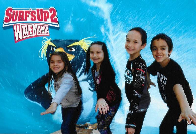 Ride The Waves with Surf's Up 2 - Wavemania Available Today on DVD | @SonyAnimation #SurfsUp2