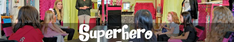 Superhero Etiquette Workshops Bold Girlz
