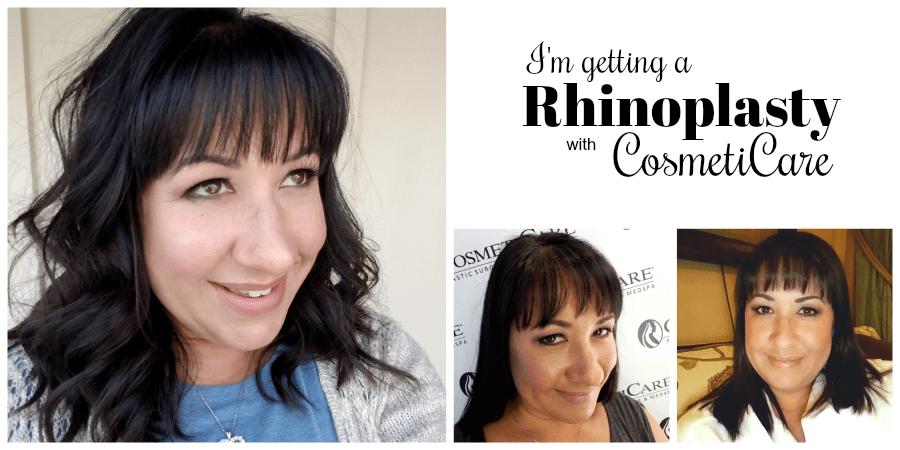 Preparing for Rhinoplasty Surgery at CosmetiCare   @CosmetiCare #CosmetiCareAmbassador
