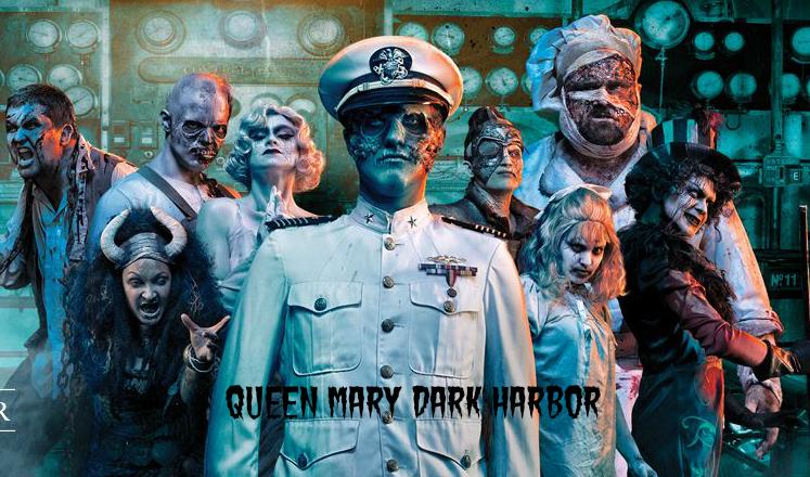 Queen Mary Image Dark Harbor