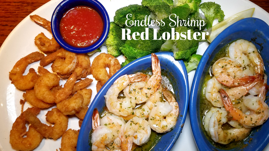 Enjoy Endless Shrimp NOW at Red Lobster | @RedLobster #endlessshrimp