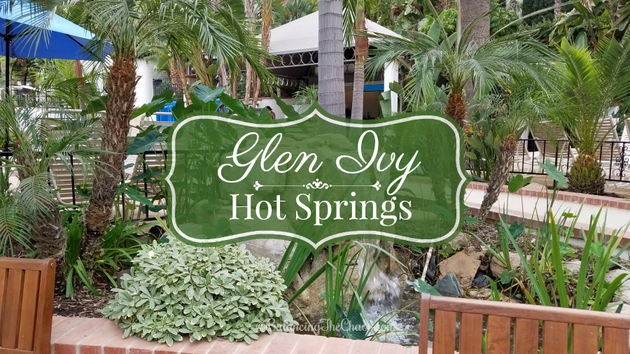 Spend a Day of Relaxation and Rejuvenation at Glen Ivy Hot Springs