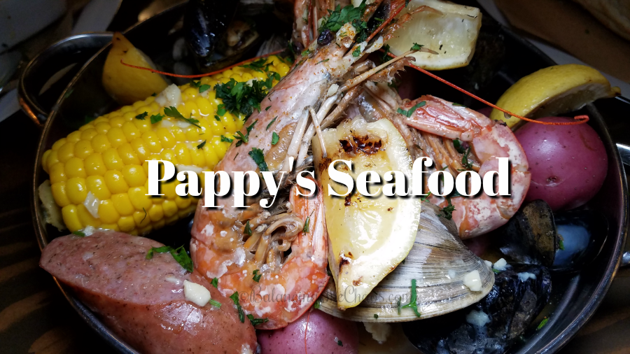 Pappy's Seafood San Pedro