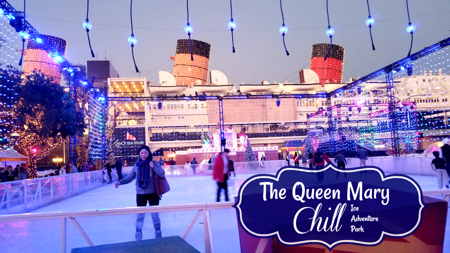 Chill at The Queen Mary - Winter Family Fun And Save With Our Discount Code