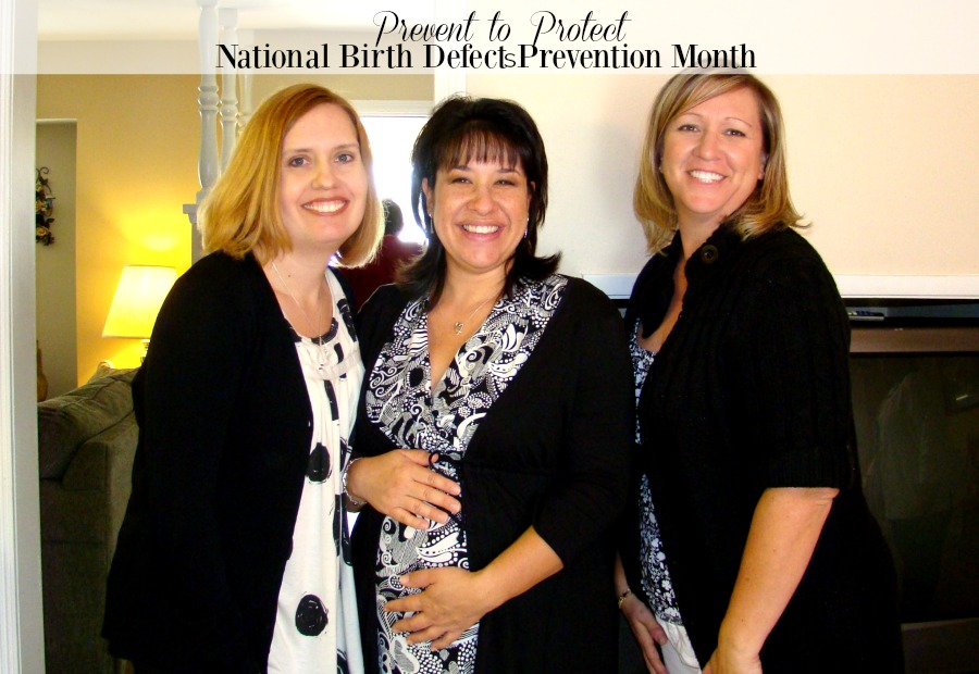 Prevent 2 Protect National Birth Defects Prevention Month