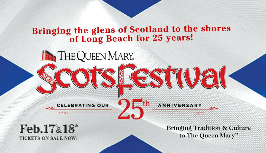 Queen Mary ScotsFestival