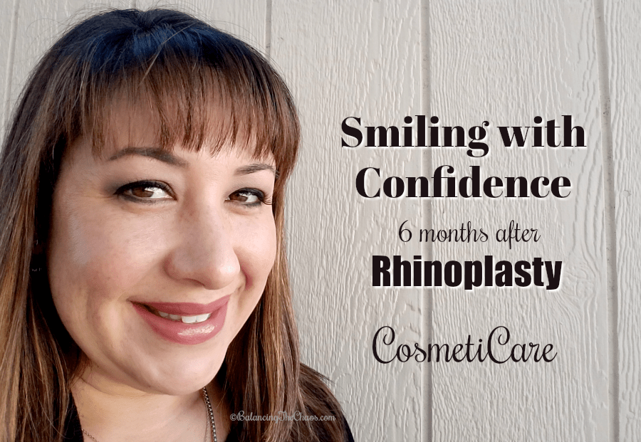 Rhinoplasty with CosmetiCare Newport Beach 6 months results