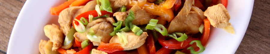 Quick and Easy Chicken Stir Fry