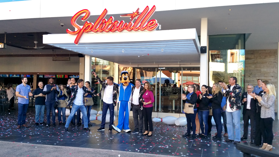 Splitsville Luxury Lanes Brings a One-Of-A-Kind Entertainment Experience to Downtown Disney