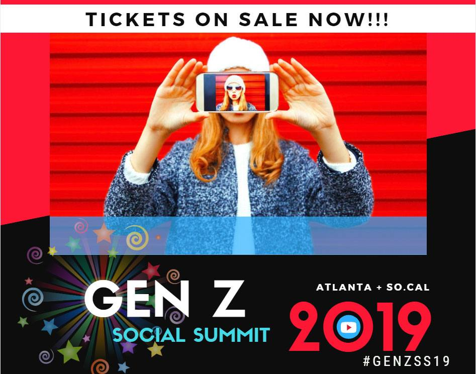 Gen Z Social Summit 2019