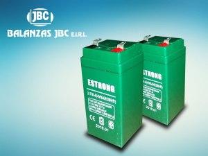 Batería de 4vx5AH