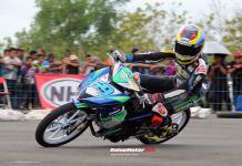 Aldiaz Aqsal Ismaya, Pembalap 15 Tahun Asal Lombok NTB Yang Mengejar Mimpi di Jawa