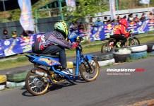Bagi-Bagi THR Ala GDS Fun Drag Bike, Dragster Beken Hadir!
